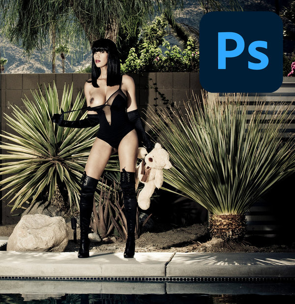 Manfred's Photoshop Raw Overlays